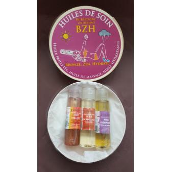 Coffret Bronzée Zen et Hydratée soit BZH