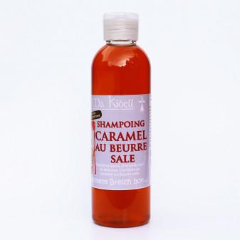 Shampoing Caramel au beurre salé