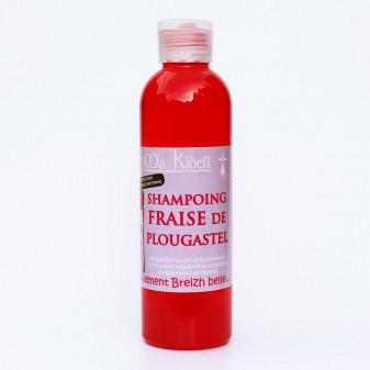 Shampoing Fraise de Plougastel