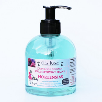 Distributeur de potion Hortensias