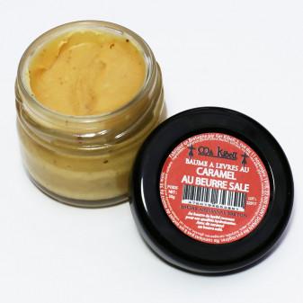 Baume à lèvres au Caramel au Beurre salé