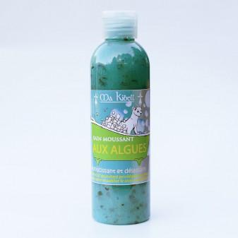 Bain moussant aux Algues