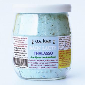 Bain lacté thalasso aux algues
