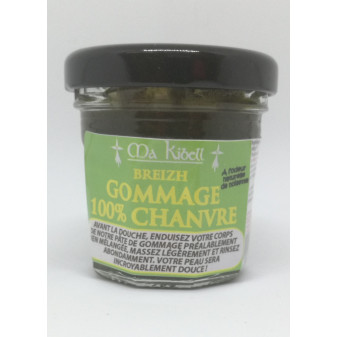 Mini Gommage 100% Bio et Chanvre