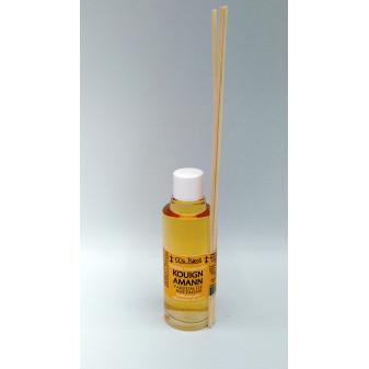Bougie parfumée ANTI-MOUSTIQUE 30g : Citronnelle, Cryptomeria, Geranium