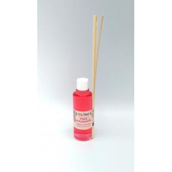 Parfum d'ambiance fraise de Plougastel