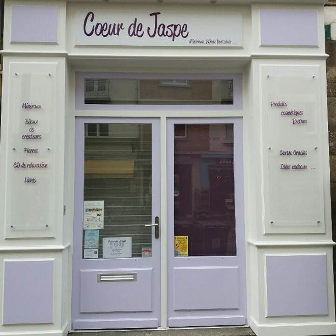 Coeur de Jaspe à Rennes